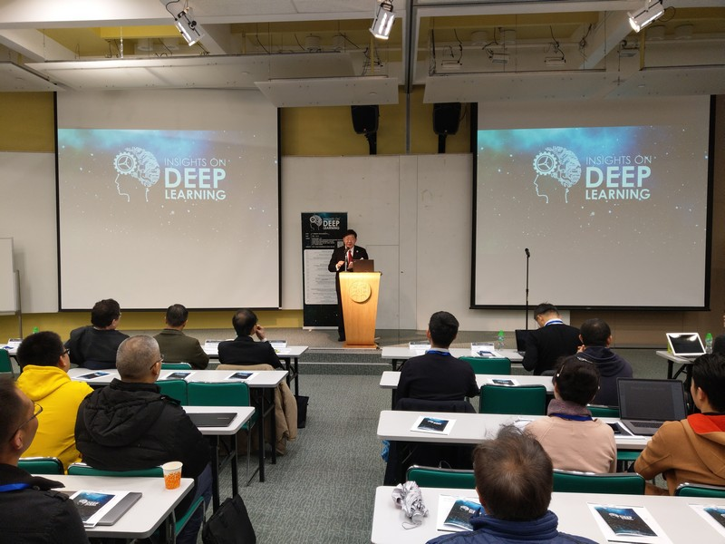 Insights on Deep Learning Workshop