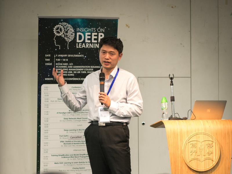Insights on Deep Learning Seminar